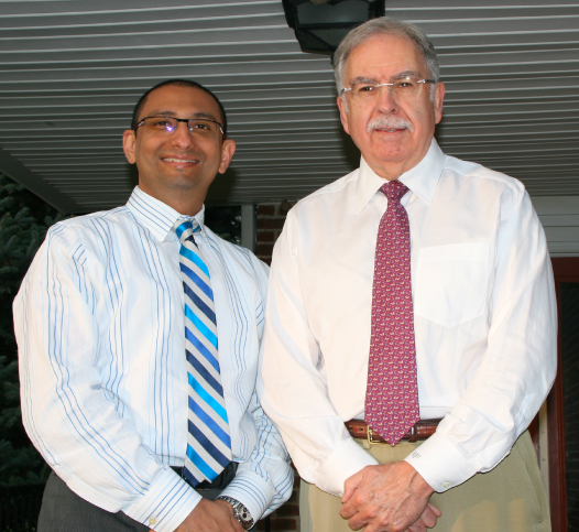 Naushad Edibam, DMD (Left) & Donald Case, DMD (Right) - Who to go to when you are looking for an Oral Surgeon Stamford, CT
